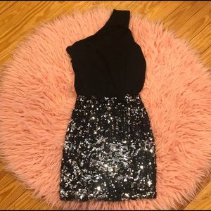 Sequin dress from Nordstrom (Way-In brand)